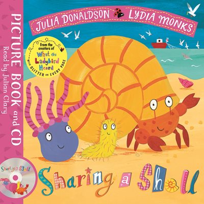 Book cover for Sharing a Shell